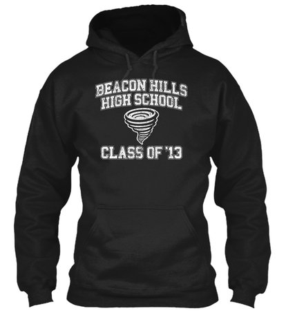 Beacon Hills High School Class Of 2013 T Products | Teespring