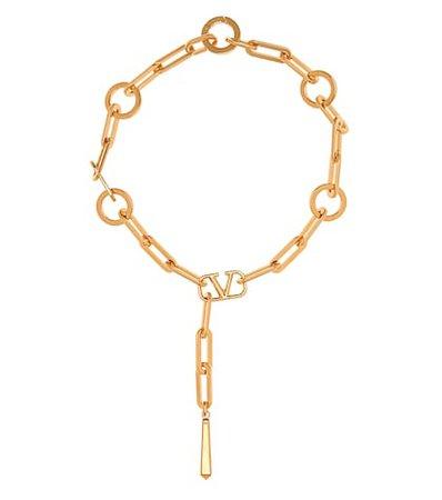 Valentino Garavani Go Logo necklace