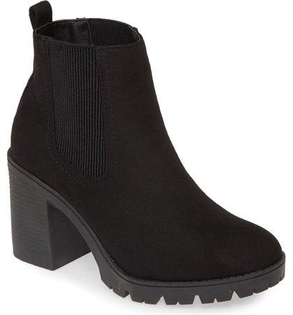 Topshop Byron Chelsea Boot (Women) | Nordstrom