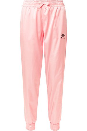 Nike | Pantalon de survêtement en satin Air | NET-A-PORTER.COM
