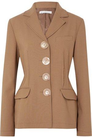 REJINA PYO | Etta wool-blend blazer | NET-A-PORTER.COM