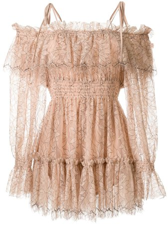 Alice McCall Calypso Lace Playsuit - Farfetch