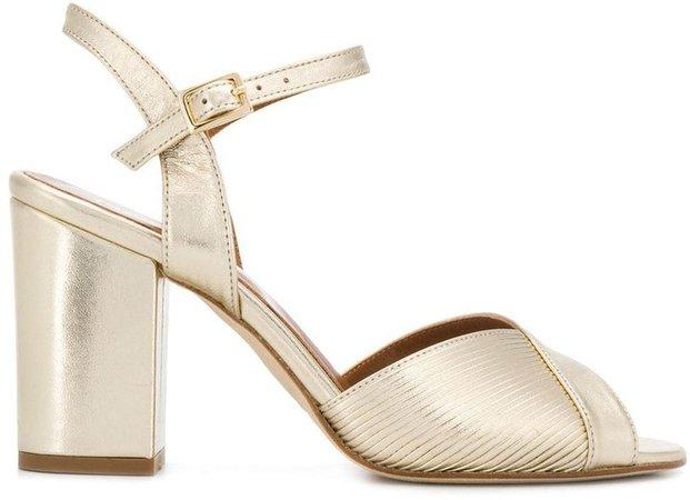 Classic Peep-Toe Sandals