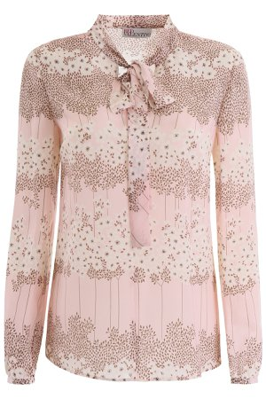 RED Valentino Floral-printed Shirt