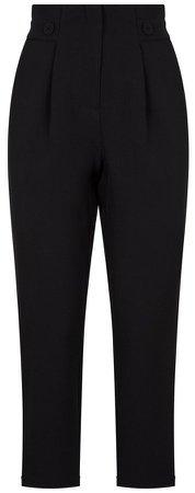DP Petite Black Trousers