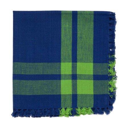 Blue Green Napkin