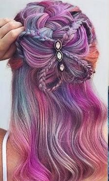 Gorgeous Butterfly Hairstyle