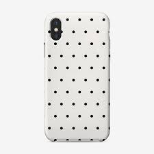 black and white polka dot phone case - Google Search