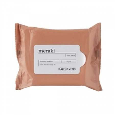 Meraki - Makeup Removal Wipes - 20 pieces/package