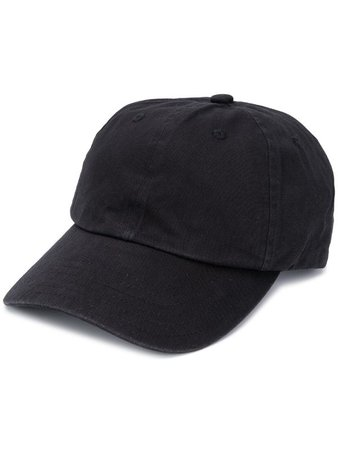 Acne Studios Logo Patch Baseball Cap - Farfetch