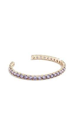 Shashi Bianca Cuff Bracelet | SHOPBOP