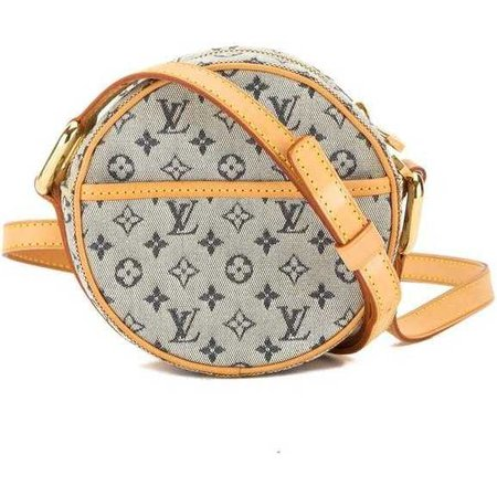 Louis Vuitton Jeanne Round Crossbody Bag