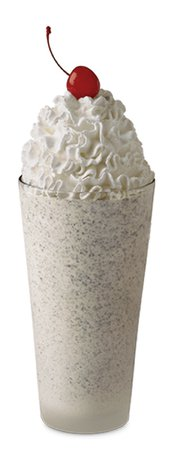 Chick-Fil-A Milkshake (Cookies & Cream)