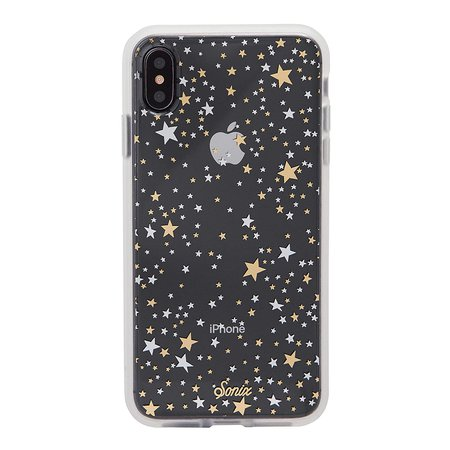 iPhone XS max case, stars. SONIX