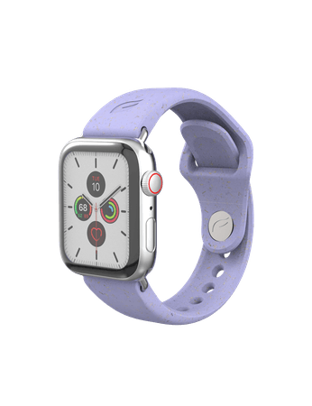 Lavender Eco-Friendly Watch Band for 40/38mm Apple Watch– Pela Case
