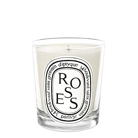 Amazon.com: Diptyque 'Roses' Scented Candle 2.4 oz: Gateway