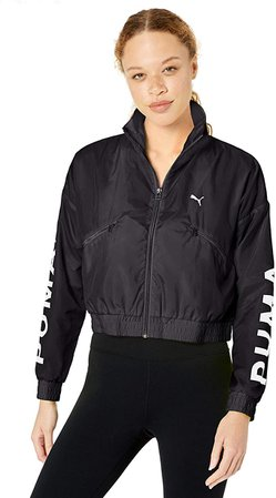 PUMA Women's Chase Woven Jacket at Amazon Women's Coats Shop