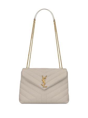 Saint Laurent Loulou quilted shoulder bag - FARFETCH