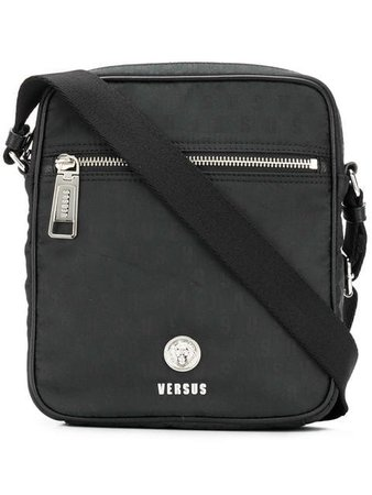 Versus cross body messenger bag