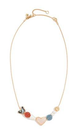 Madewell Garden Mix Statement Necklace | SHOPBOP