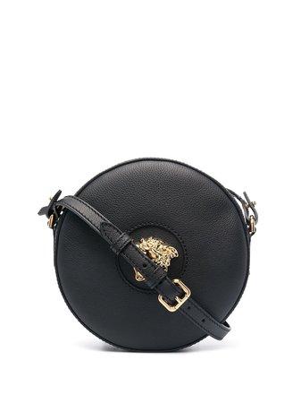 Versace Medusa Head Crossbody Bag - Farfetch