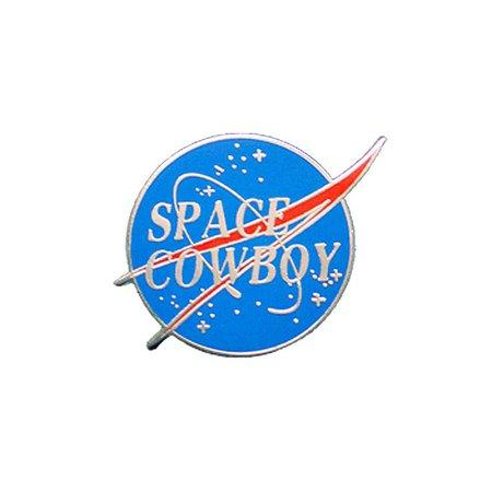 Space Cowboy Pin | Etsy