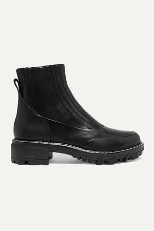 rag & bone   Shawn leather Chelsea boots   NET-A-PORTER.COM