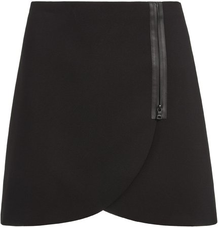 Lennon Side Zip Mini Skirt
