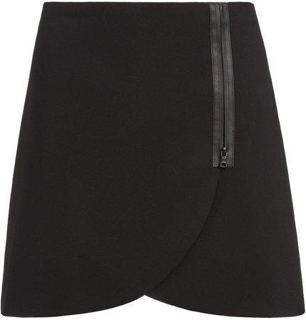 Lennon Side Zip Mini Skirt