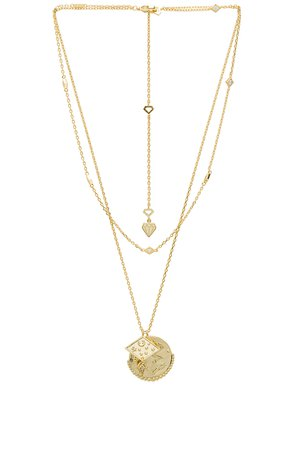 Ines Double Necklace