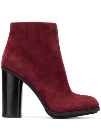 Red Loriblu ankle boots - Farfetch