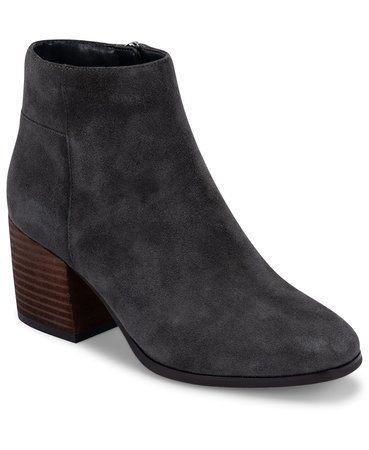 Aqua College Skyler Waterproof Booties, Created for Macy's & Reviews - Boots - Shoes - Macy's