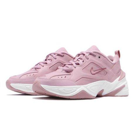 Nike Wmns M2K Tekno Plum Chalk Pink White Women Daddy Shoes Sneakers