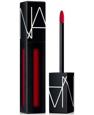 Lipstick NARS Powermatte Lip Pigment Don't Stop, 0.18 oz & Reviews - Makeup - Beauty - Macy's