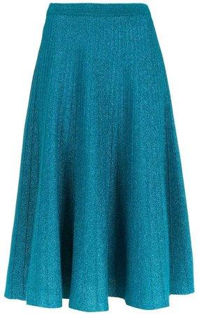 Nk knitted flared skirt