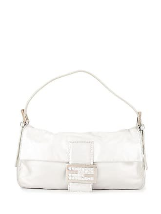 Fendi Baguette shoulder bag - Silver