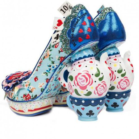 Irregular Choice Alice In Wonderland Shoes