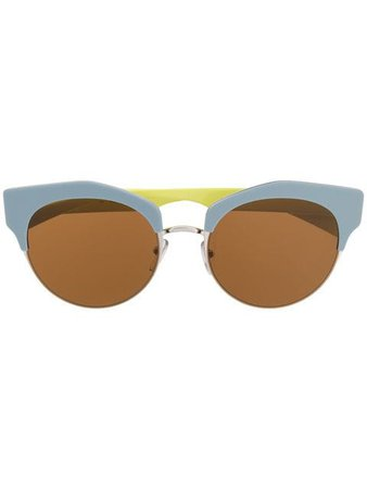 Marni Eyewear Cat Eye Sunglasses - Farfetch