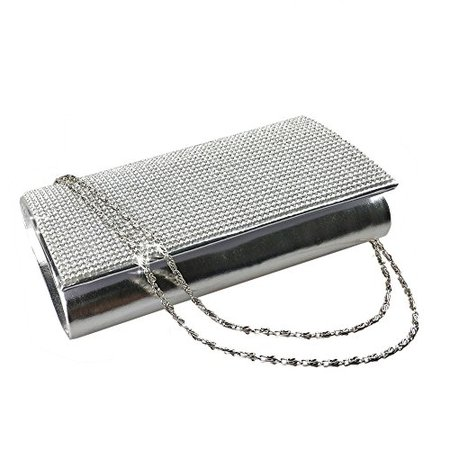 aiting-evening-bag-shimmering-diamond-crystal-clutch-purse-party-wedding-prom-silver__51RFAOF9rDL.jpg (500×500)
