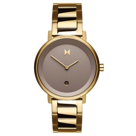 Champagne Gold Watch | MVMT