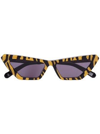 Chimi tiger-print cat-eye Sunglasses - Farfetch