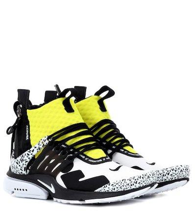 Air Presto Mid Acronym sneakers