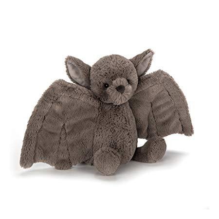 Jellycat Bashful Bat Stuffed Animal, Small, 7 inches: Toys & Games