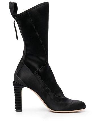 Fendi calf-length boots - FARFETCH