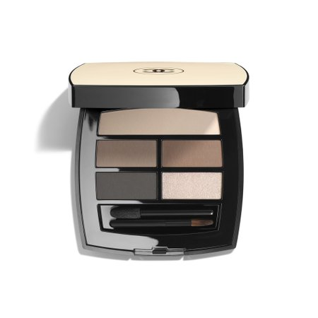 LES BEIGES HEALTHY GLOW NATURAL EYESHADOW PALETTE MEDIUM | CHANEL