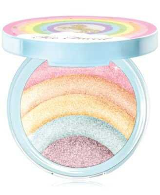 Rainbow Strobe Highlighter Unicorn Highlighter : Beauty