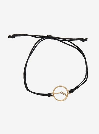 Aries Constellation Cord Bracelet