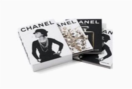 Chanel books png