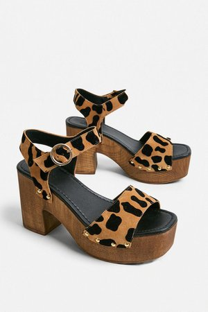 UO Sky Clog Sandal   Urban Outfitters