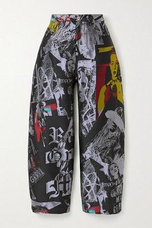 Marques' Almeida | Brocade wide-leg pants | NET-A-PORTER.COM